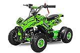 Kinderquad ATV grün