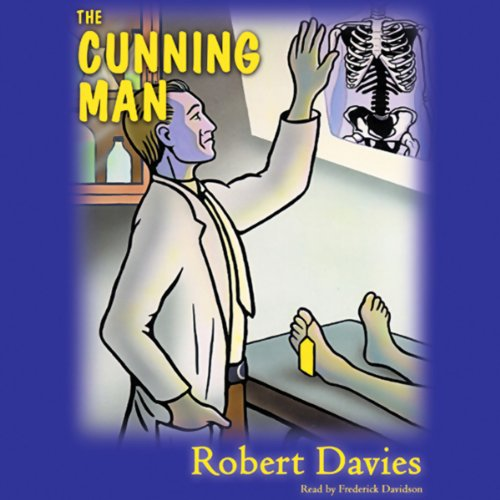 Page de couverture de The Cunning Man