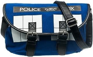 dr who messenger bag