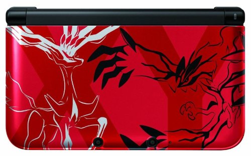 Nintendo 3DS XL - Konsole Pokemon Xerneas-Yveltal Red