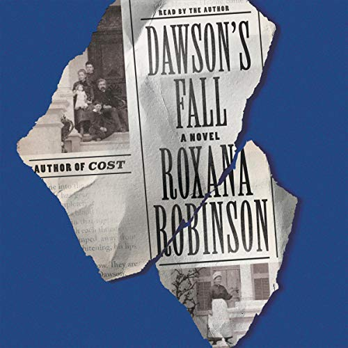 Dawson's Fall audiobook cover art