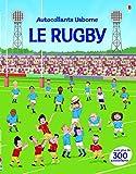 Le rugby - Autocollants Usborne