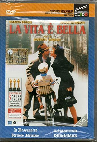 LA VITA E' BELLA - EDIZIONE ITALIANA INTEGRALE + INTERVISTA ESCLUSIVA A ROBERTO BENIGNI
