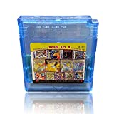 108 in1 Game Cartridge for GBC Console, Super...