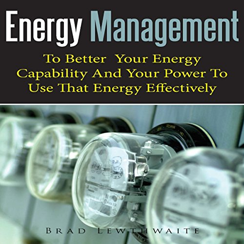 Energy Management audiobook cover art