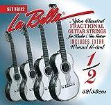 La Bella Gitarrensaiten für Kinderklassik-Gitarre Nylon