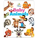 Disney Baby Baby Animals Board book