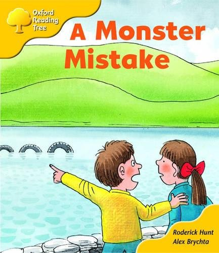 Oxford Reading Tree: Stage 5: More Storybooks: A Monster Mistake: Pack Aの詳細を見る
