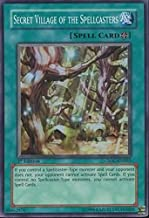Yu-Gi-Oh! - Secret Village of the Spellcasters (CSOC-EN061) - Crossroads of Chaos - Unlimited Edition - Super Rare