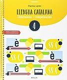 Practica i aprèn Llengua catalana 4 Primària (Projecte Dimensions i competències)