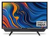 Kevin 60 cm (24 Inches) HD Ready LED TV KN24832 (Black) | With Inbuilt Soundbar (2021 Model)