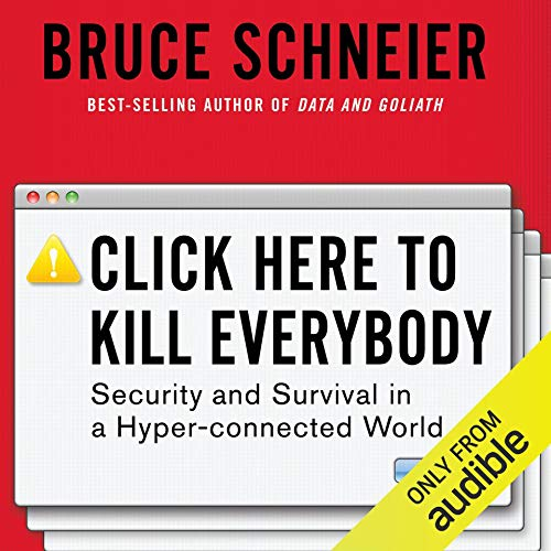 Page de couverture de Click Here to Kill Everybody