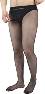Men's Sexy Pantyhose Tights Hosiery Seamless Lingerie