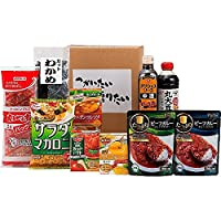 ( つかいたい贈りたい ) 便利食品ギフトお得Eセット ( 700-5977p )
