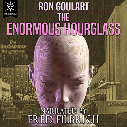 The Enormous Hourglass  By  cover art