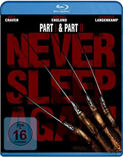 Never sleep again 1+2 - Special Edition [Blu-ray]