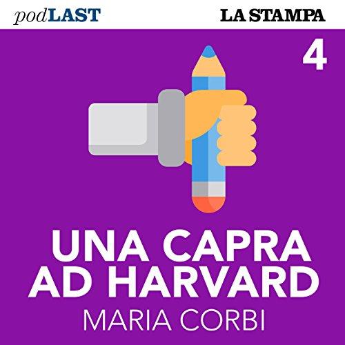 Le scuole medie, parte seconda (Una capra ad Harvard 4) copertina