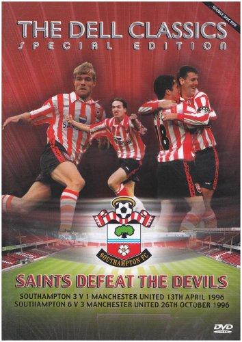 Southampton FC - The Dell Classics - Saints v Devils [DVD]