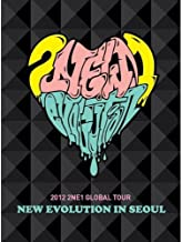 2012 Global Tour Live: New Evolution in Seoul