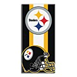 The Northwest Company NFL Pittsburgh Steelers 'Zone Read' Beach...