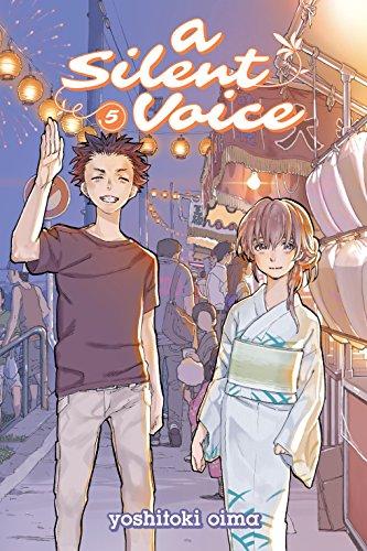 A Silent Voice Vol. 5 (English Edition)