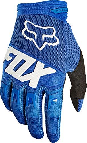 FOX Herren Dirtpaw Race Handschuhe, Blue, S