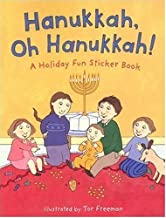 Hanukkah, Oh Hanukkah!: A Holiday Fun Sticker Book