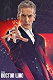 DOCTOR WHO TWELTH, MOTIV PETER CAPALDI DOCTOR WHO MAXI