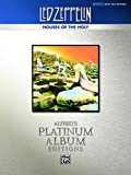 Led Zeppelin: Houses of the Holy Platinum Bass Guitar: Authentic Bass TAB (Alfred's Platinum Album Editions) (English...