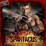 Spartacus: A Game of Blood and Treachery - Juego de Mesa (en inglés)