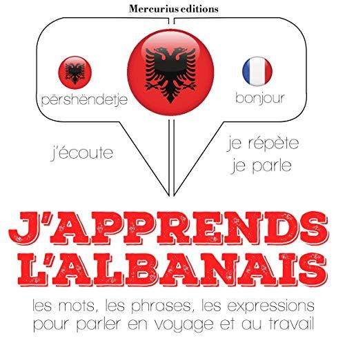 Couverture de J'apprends l'albanais