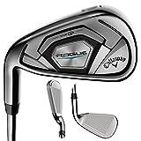 Callaway Golf 2018 Men's Rogue Individual Iron, Left Hand, Synergy, 60G Shaft, Senior Flex, Sand Wedge