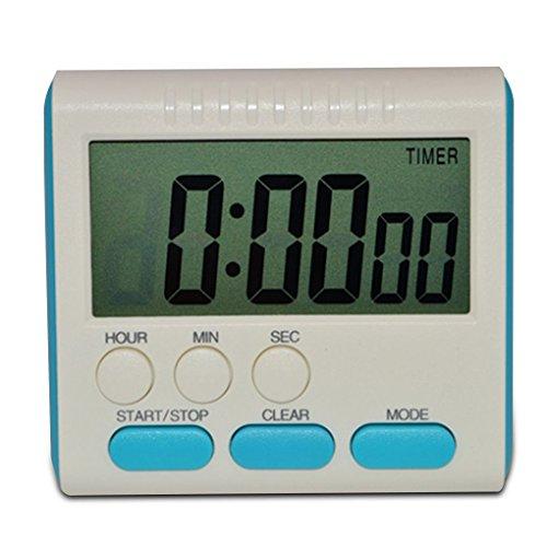 Busirde Tiempo Digital magnética Gran Pantalla LCD