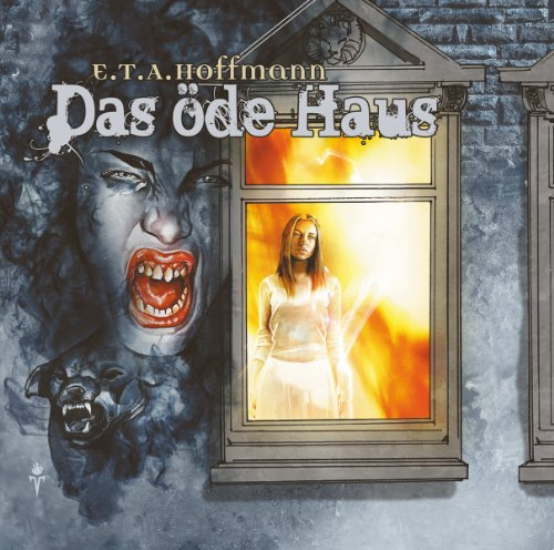 Das öde Haus audiobook cover art