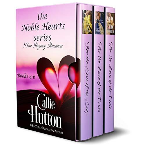 The Noble Hearts Series Box Set Books 4-6 (English Edition)