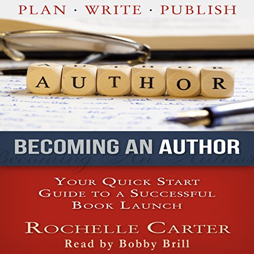 Becoming an Author audiobook cover art