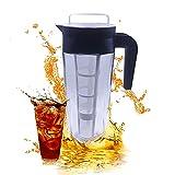 Infuseur cold brew - 1,8 litres (Cold brew coffee maker). Infuseur avec filtre en nylon adaptable pour de meilleures préparations. ¡Design exclusif Danois!