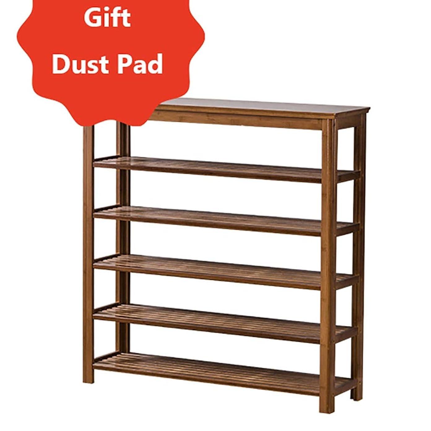取得広げる土6段木製シューラック、収納シューラック、、廊下、バスルーム、リビングルームに最適 (Size : 100cm*29cm*101cm)