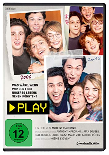Play [Alemania] [DVD]