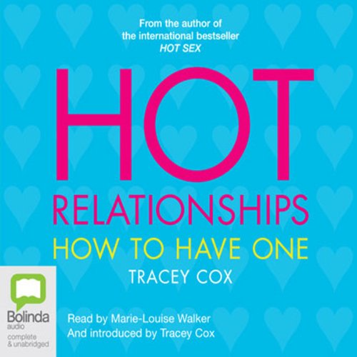Hot Relationships audiobook cover art