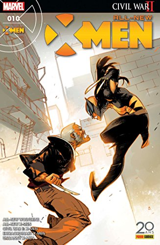 All-New X-Men n°10