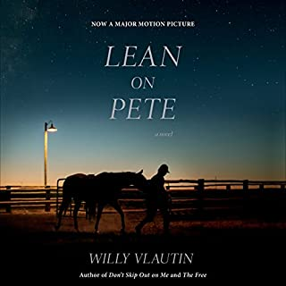Lean on Pete cover art