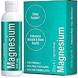Best Magnesium Oils - Liquid Magnesium Oil Bis-Glycinate Supplement Liposomal Magnesium Citrate Review