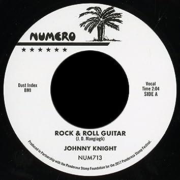"""Rock & Roll Guitar"" b/w ""Snake Shake"""