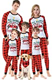 Matching Family Pajamas Halloween Pjs for Boys Glow in Dark 2 Pieces Skull Pattern Pyjamas for Women Large