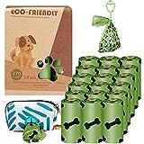Diealles Shine Kotbeutel für Hunde, 270 Beutel Hundekotbeutel mit Duft, Dick Hundebeutel mit...
