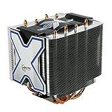 ARCTIC Freezer XTREME Rev. 2 - Refrigerador de CPU para AMD y Intel (120 mm, 35.7 cfm, 800 - 1500 RPM)