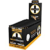 SneakERASERS Instant Sole and Sneaker Cleaner, Premium Pre-Moistened Dual-Sided Sponge for Cleaning & Whitening Shoe Soles (14 Pack)