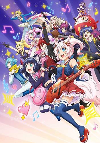 TVアニメ「SHOW BY ROCK!!STARS!!」Blu-ray第3巻