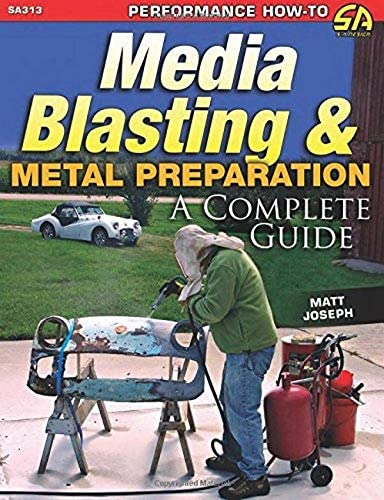 Media Blasting Metal Preparation A Complete Guide product image